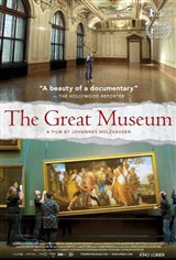 The Great Museum Movie Poster