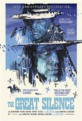 The Great Silence (Il Grande silenzio) Movie Poster