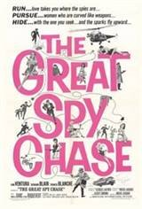 The Great Spy Chase (Les Barbouzes) Movie Poster