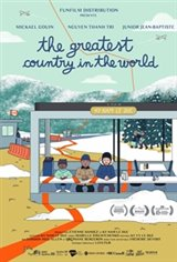 The Greatest Country in the World Movie Poster