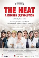 The Heat: A Kitchen (R)evolution Movie Poster