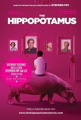 The Hippopotamus Movie Poster