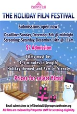 The Holiday Film Festival Movie Poster