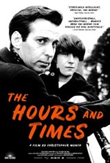 The Hours and Times Movie Poster