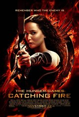 The Hunger Games: Catching Fire Large Poster