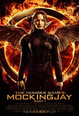 The Hunger Games: Mockingjay - Part 1 Large Poster