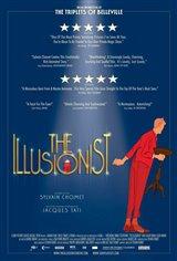 The Illusionist Movie Poster