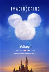 The Imagineering Story (Disney+) Movie Poster