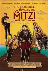 The Incredible 25th Year of Mitzi Bearclaw Movie Poster