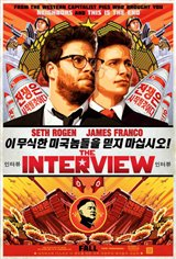 The Interview Large Poster
