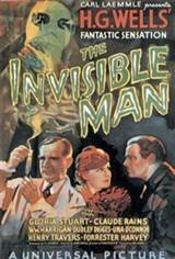The Invisible Man (1933) Movie Poster