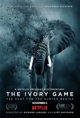 The Ivory Game (Netflix) Movie Poster
