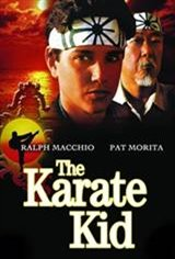 The Karate Kid (1984) Movie Poster
