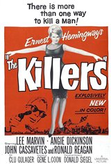 The Killers (1964) Movie Poster