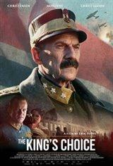 The King's Choice (Kongens nei) Movie Poster