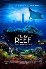 The Last Reef: Cities Beneath the Sea Movie Poster
