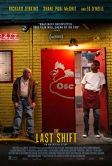 The Last Shift Movie Poster