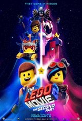 The LEGO Movie 2: The Second Part - An IMAX 3D Experience Movie Poster