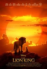 The Lion King in RealD 3D Large Poster