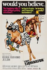 The Liquidator (1965) Movie Poster