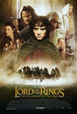 The Lord of the Rings: The Fellowship of the Ring - 4K Remaster Movie Poster