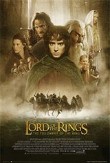 The Lord of the Rings: The Fellowship Of The Ring Large Poster