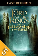 The Lord of the Rings: The Fellowship of the Ring - Cast Reunion Movie Poster