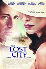 The Lost City Movie Poster