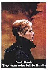 The Man Who Fell to Earth Large Poster