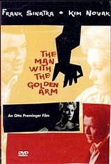 The Man With the Golden Arm Movie Poster