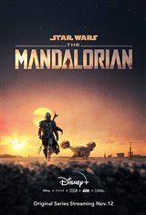 The Mandalorian Movie Poster