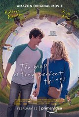 The Map of Tiny Perfect Things (Amazon Prime Video) Movie Poster