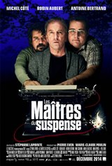 The Masters of Suspense Movie Poster