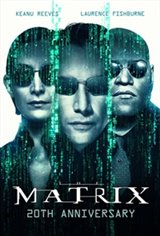 The Matrix: 20th Anniversary Large Poster