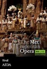 The Metropolitan Opera: Aida (Encore) Movie Poster