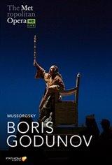 The Metropolitan Opera: Boris Godunov (2021) Movie Poster