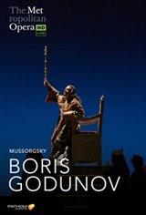 The Metropolitan Opera: Boris Godunov Encore Movie Poster