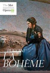 The Metropolitan Opera: La Bohème Movie Poster