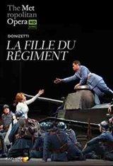 The Metropolitan Opera: La Fille du Regiment Encore Large Poster