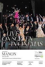 The Metropolitan Opera: Manon (2019) - Encore Large Poster