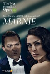 The Metropolitan Opera: Marnie ENCORE Large Poster