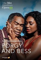 The Metropolitan Opera: Porgy and Bess (2020) - Live Movie Poster