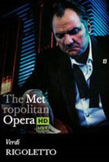 The Metropolitan Opera: Rigoletto Movie Poster