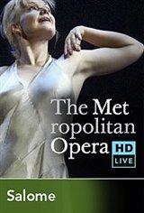 The Metropolitan Opera: Salome Movie Poster