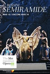 The Metropolitan Opera: Semiramide ENCORE Movie Poster