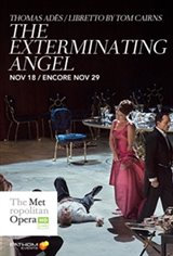 The Metropolitan Opera: The Exterminating Angel ENCORE Movie Poster
