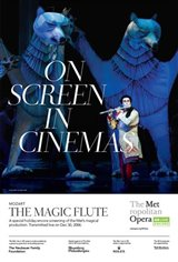 The Metropolitan Opera: The Magic Flute - Special Holiday Encore Movie Poster