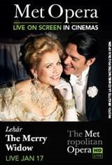 The Metropolitan Opera: The Merry Widow Movie Poster