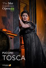 The Metropolitan Opera: Tosca (2020) - Live Movie Poster