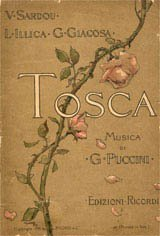 The Metropolitan Opera: Tosca Movie Poster